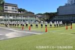 2019年選手権県大会一回戦:vs中部大春日丘